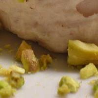 Mousse di mortadella ai pistacchi