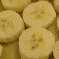 Crostata di banane al cioccolato