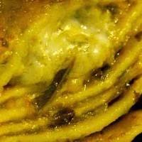 Lasagne al pesto alla genovese
