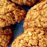 Biscotti ai fiocchi di avena