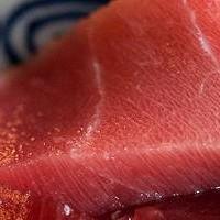 Risotto con tonno fresco