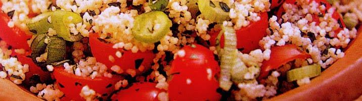 Bulghur alle spezie con pomodorini